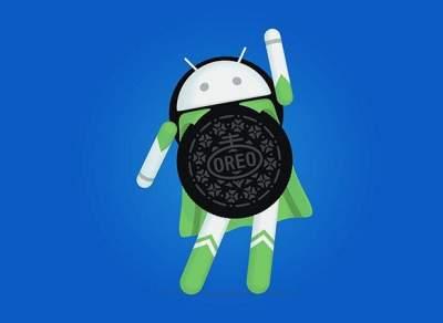 Доля Android Oreo впервые превысила 10%