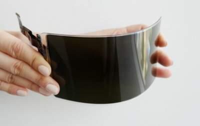 Представлена «небьющаяся» OLED-панель от Samsung