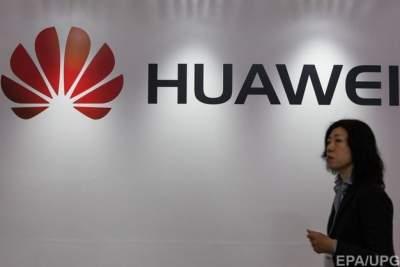 Huawei хочет первой выпустить гибкий смартфон