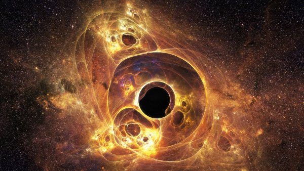 Ученые подтвердили общую теорию относительности Эйнштейна наблюдениями за черной дырой
