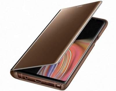 Samsung выпустит стильные аксессуары для Galaxy Note 9