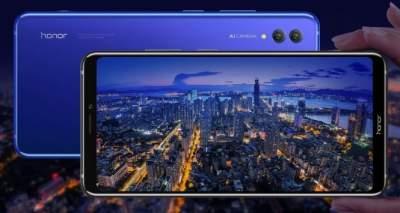 Huawei презентовала семидюймовый смартфон