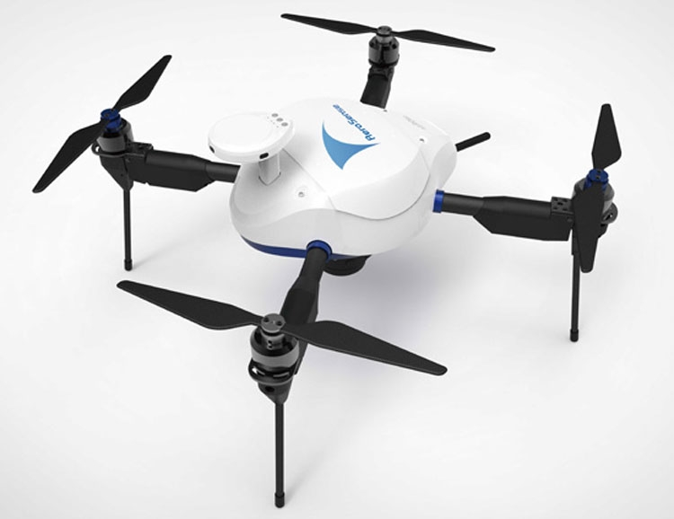 Sony запускает услугу «дрон на привязи»: 100 метров кабеля и камера 4K