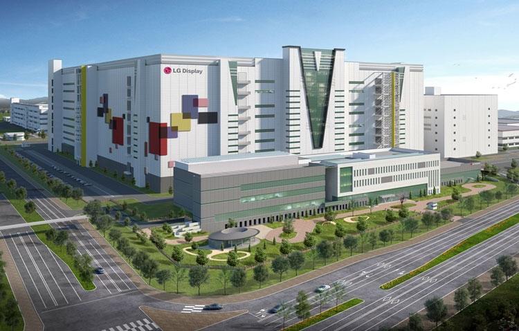 LG Display получила в Китае разрешение на запуск мощного производства OLED