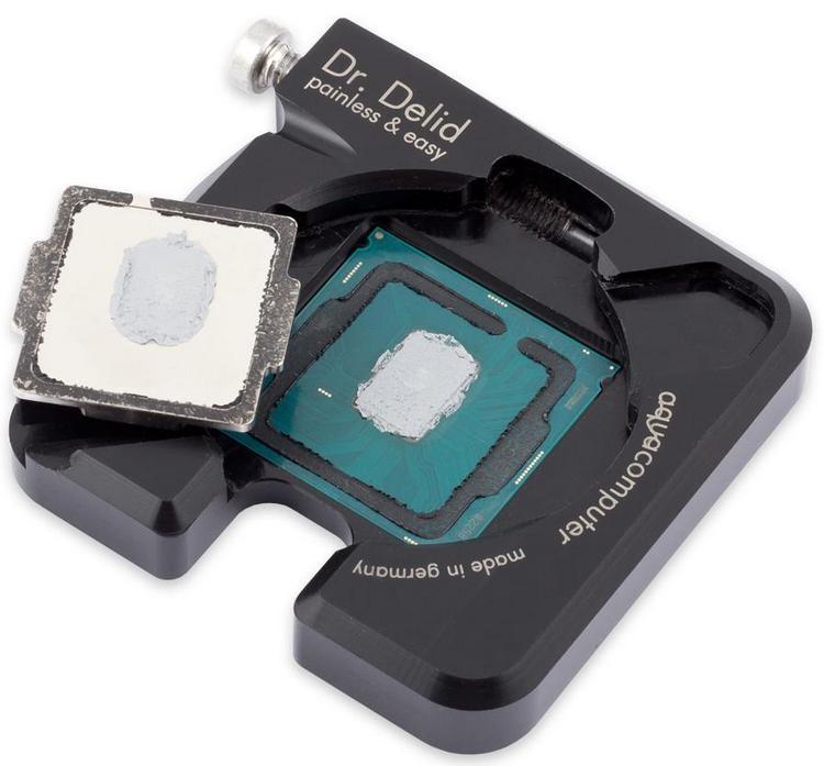 Восьмиядерные процессоры Coffee Lake Refresh будут представлены в августе и получат припой