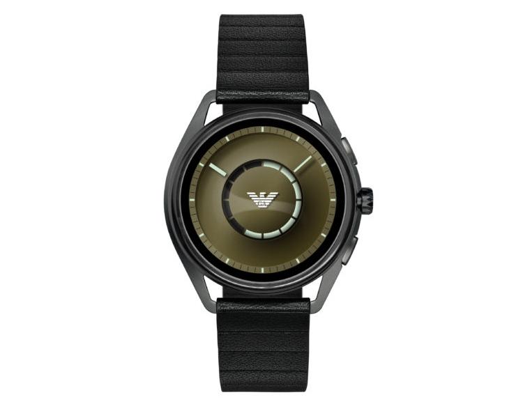Новые смарт-часы Emporio Armani Connected получили герметичное исполнение