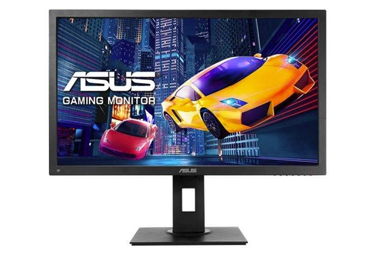 ASUS VP248QGL: монитор с поддержкой FreeSync для игровых систем