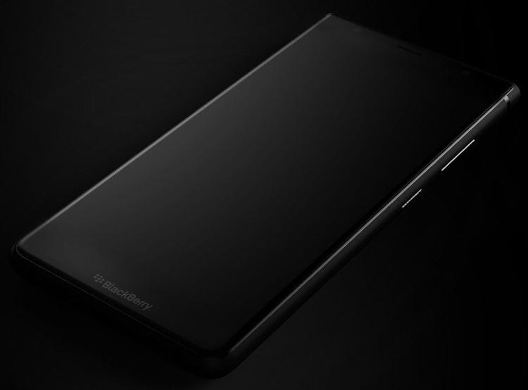 Смартфон BlackBerry Ghost получит мощный аккумулятор