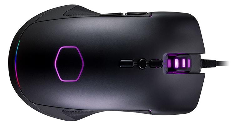 Игровая мышь Cooler Master CM310 получила датчик на 10 000 DPI