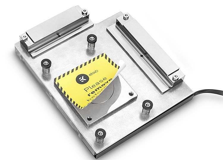 Новый водоблок EK Water Blocks рассчитан на плату MSI X470 Gaming M7