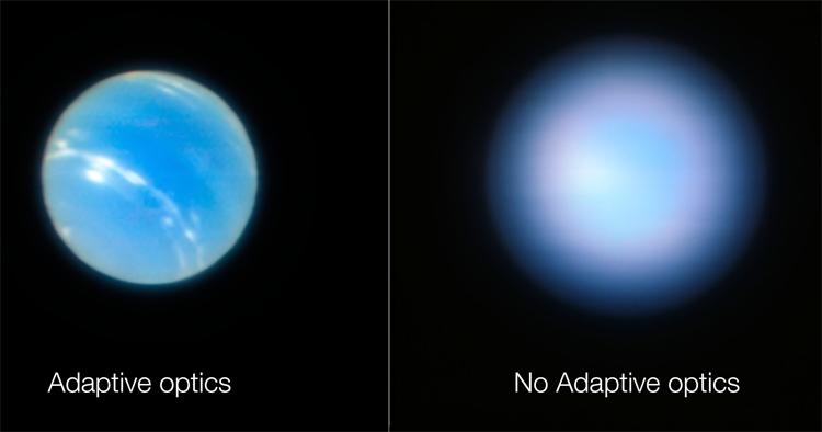 Телескоп VLT начал формировать изображения сверхвысокой чёткости