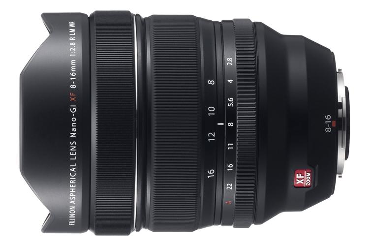 Объектив Fujinon XF 8-16mm F2.8 R LM WR обойдётся в 00