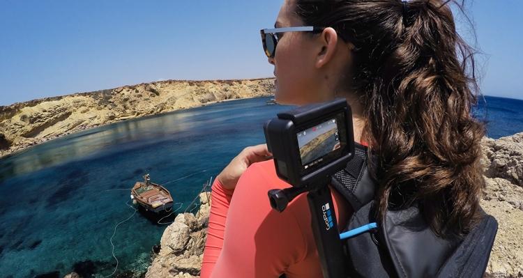 Объём продаж экшен-камер GoPro Hero превысил 30 млн штук