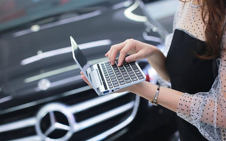 Начат сбор средств на «карманный ноутбук» GPD Pocket 2
