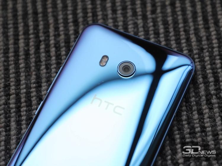 HTC столкнулась с самым сильным за последнее время падением продаж