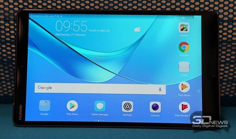 Huawei MediaPad M5 станут первыми планшетами с поддержкой GPU Turbo