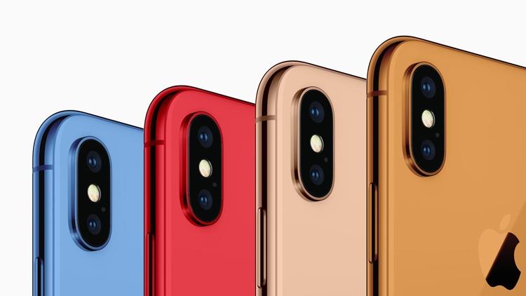 Больше красок: Apple готовит новые цвета для iPhone