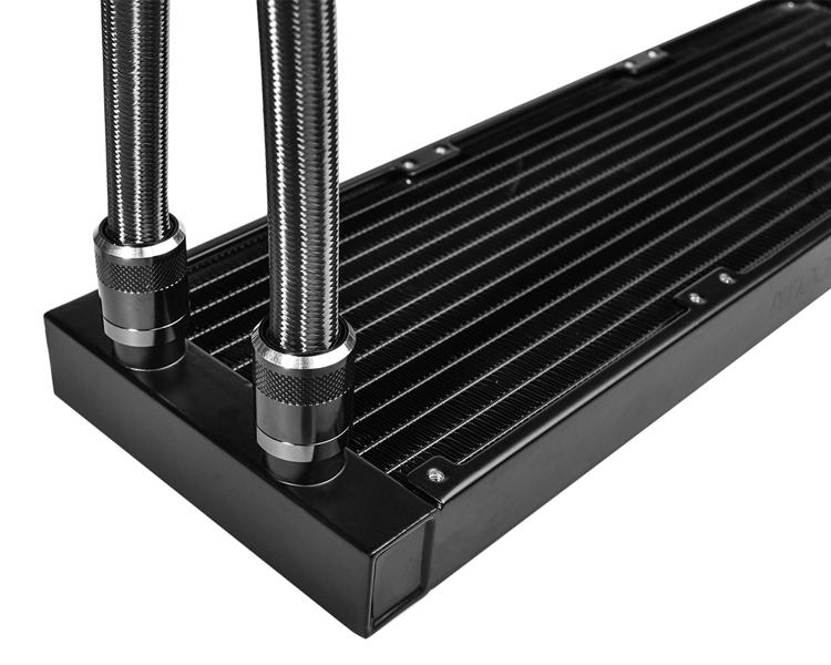 ID-Cooling Dashflow 360: система жидкостного охлаждения с RGB-подсветкой