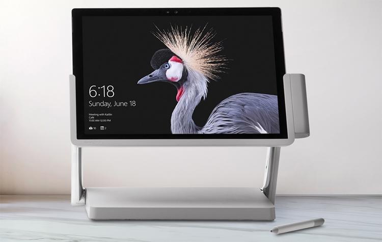 Новая док-станция Kensington рассчитана на планшет Microsoft Surface Pro