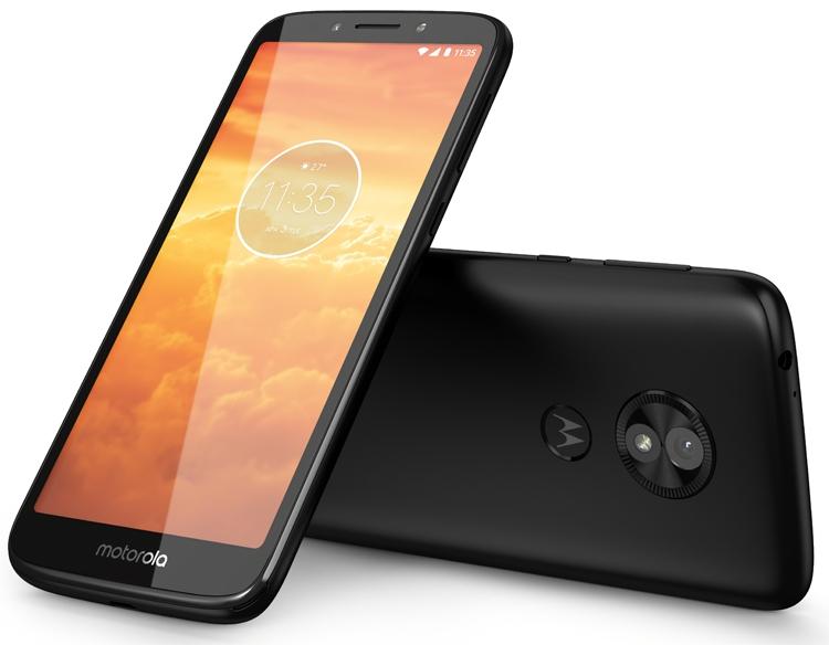 В Европе выйдет смартфон Moto E5 Play Android Go Edition