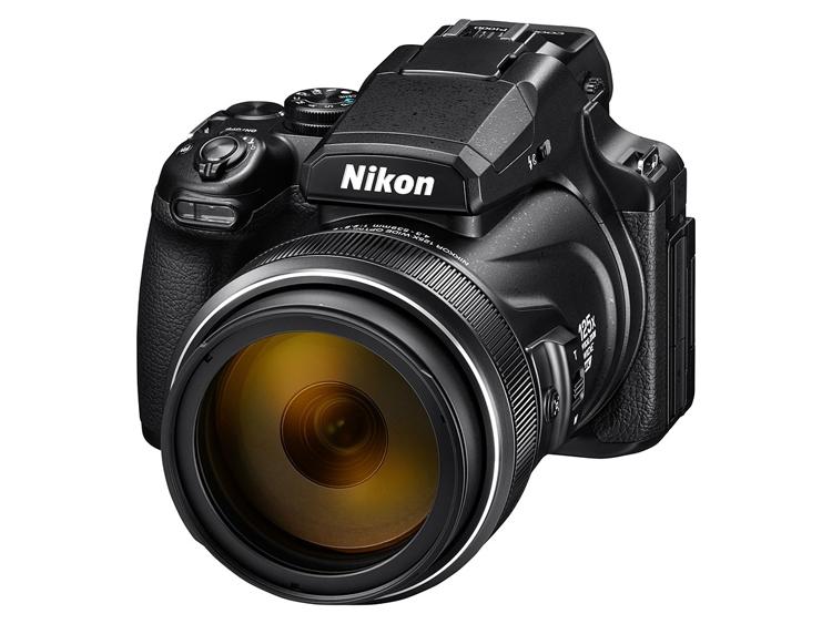 Nikon Coolpix P1000: фотокамера со 125-кратным оптическим зумом