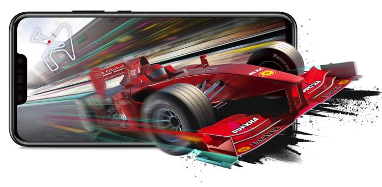 Дебют фаблета Huawei Nova 3: экран Full HD+ с вырезом и четыре камеры