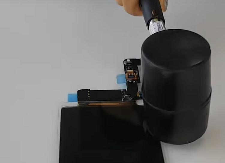 В Samsung созданы «неубиваемые» OLED-дисплеи