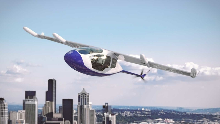 Rolls-Royce займётся летающими такси