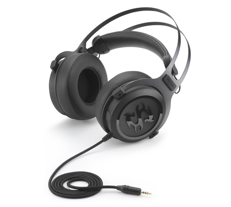 Sharkoon Skiller SGH3: гарнитура с внешней звуковой картой