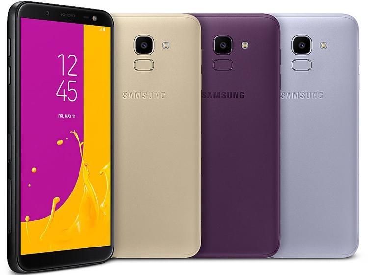 Samsung проектирует смартфон Galaxy J6+ на платформе Snapdragon 450