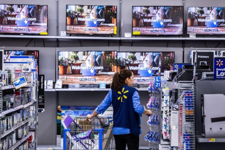 Microsoft и Walmart объединились, чтобы противостоять Amazon