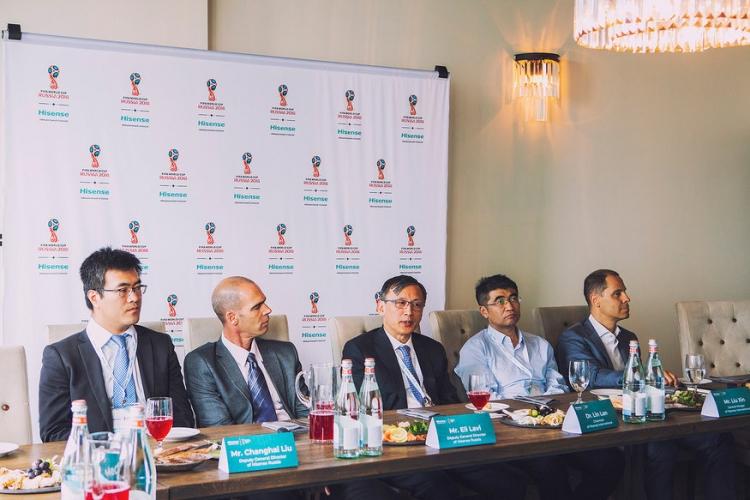 Компания Hisense рассказала о стратегии и крупных сделках