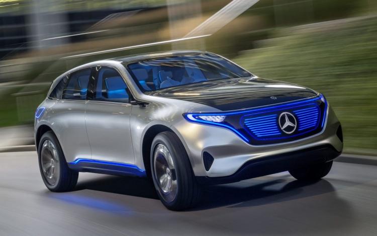 В 2019 году в Калифорнии начнут тестировать роботакси Mercedes