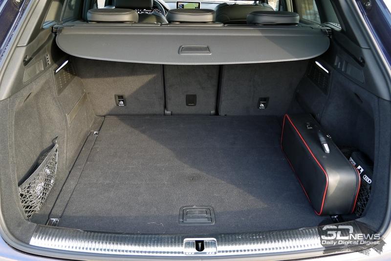 Новая статья: Обзор Audi Q5 второго поколения: практичная эволюция