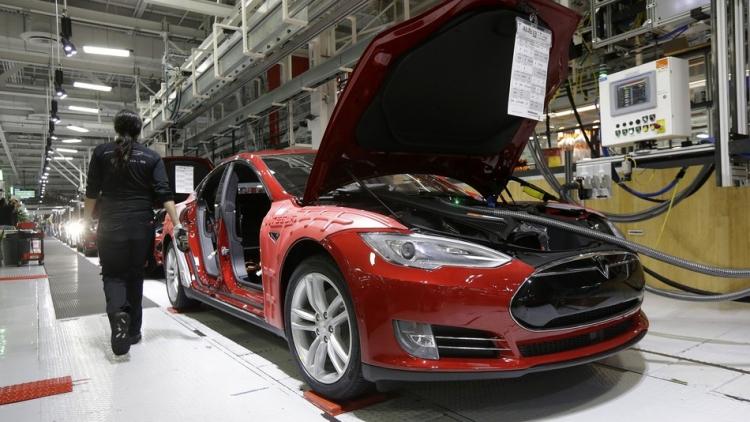Tesla подписала соглашение о строительстве в Китае завода по выпуску 500 тыс. электромобилей в год