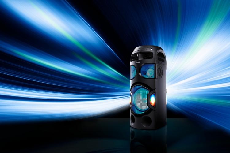 Sony представила в России новинки семейства аудиоустройств EXTRA BASS