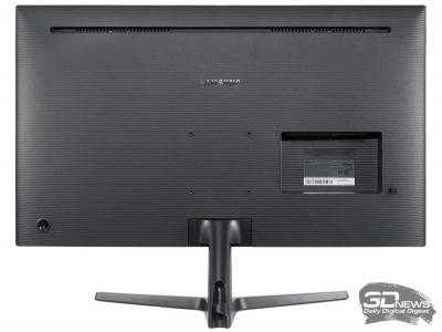 Новая статья: Обзор 31,5-дюймового 4K-монитора Samsung U32J590UQI: долой всё лишнее