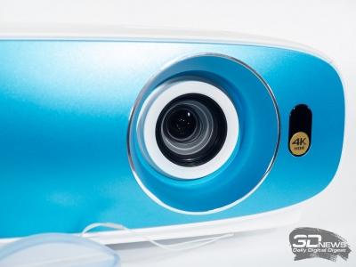 Новая статья: Обзор 4К-проектора для болельщиков BenQ TK800: доступная революция