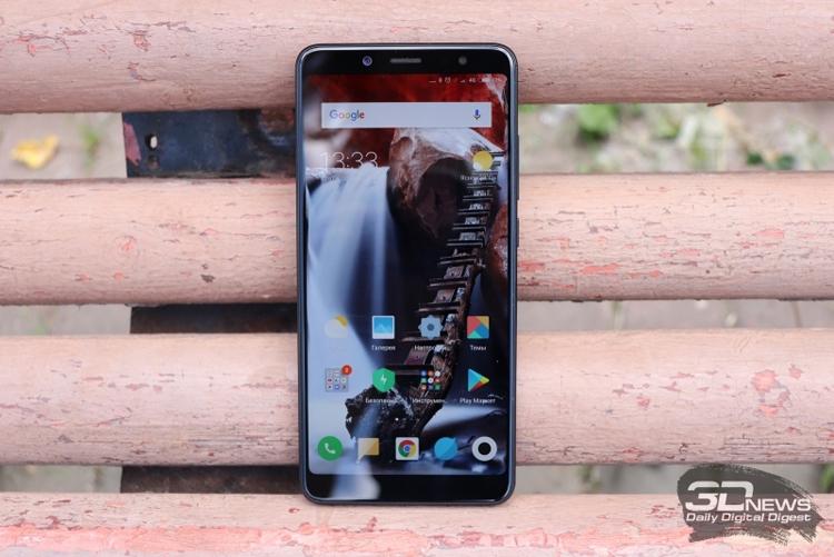 Китайские смартфоны быстро набирают популярность в России