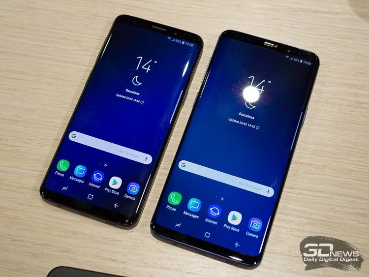 Samsung может объединить семейства устройств Galaxy S и Galaxy Note