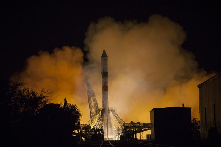 Россия планирует сократить время полёта кораблей к МКС до полутора часов