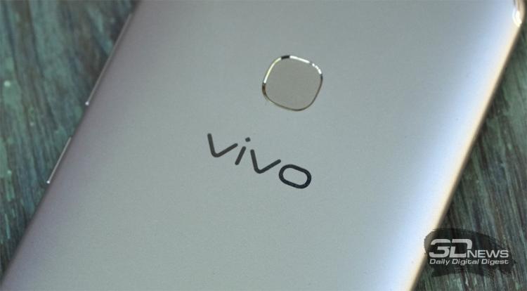 Новый смартфон Vivo X-Series получит до 10 Гбайт оперативной памяти