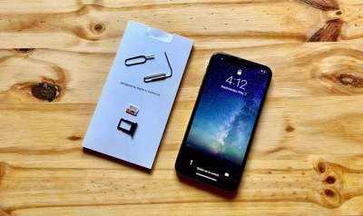 Apple выпустит iPhone с поддержкой двух сим-карт