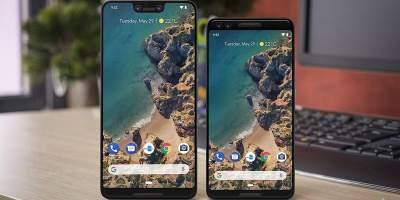 Рассекречены характеристики смартфона Google Pixel 3 XL