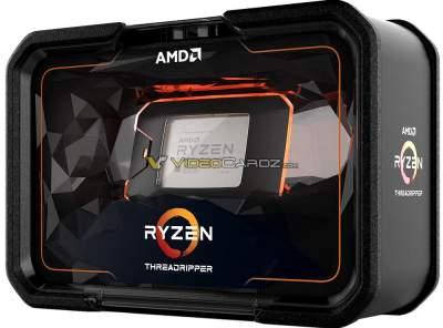 Цены и характеристики процессоров AMD Ryzen Threadripper второго поколения