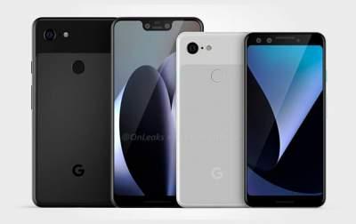 Google озвучила дату анонса Google Pixel 3