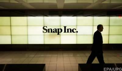 Snapchat теряет аудиторию