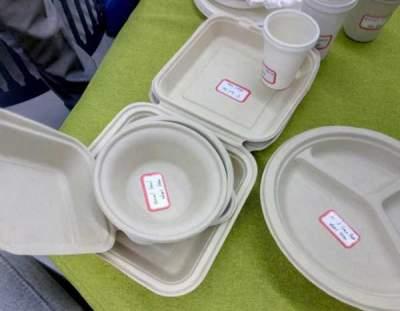Украинцы создали уникальную посуду из соды и крахмала