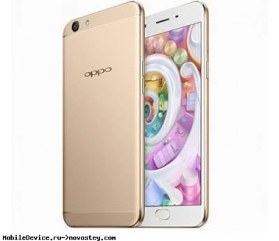 OPPO анонсировала смартфон с тройной камерой