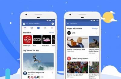 Видеоплатформа Facebook стала доступна во всем мире
